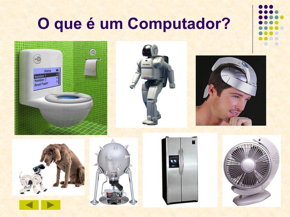 12 O que é um Computador?
