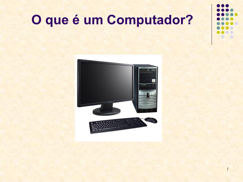 7 O que é um Computador?