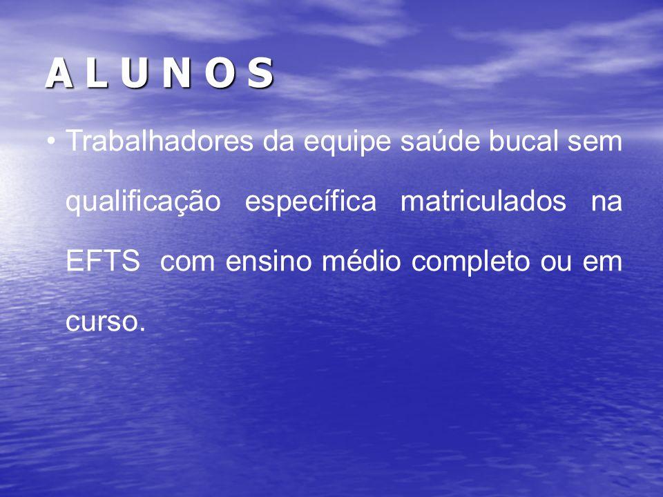 Plano de Curso Aprovado pela Secretaria de Educação do Estado da Bahia e incluído no cadastro nacional do MEC.