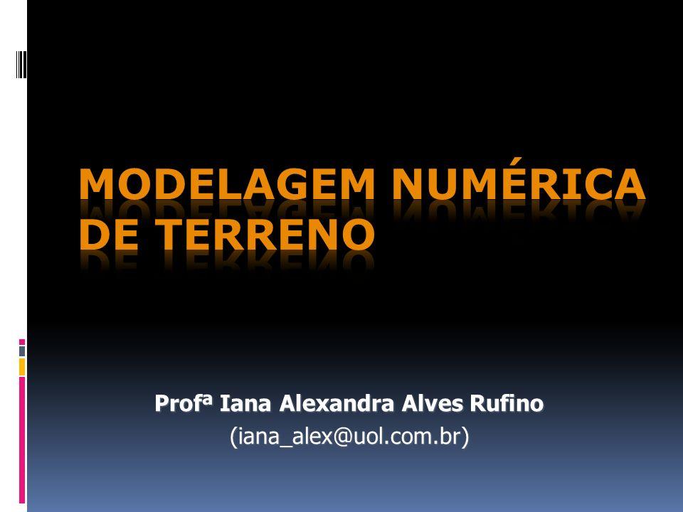 Profª Iana Alexandra Alves Rufino (iana_alex@uol.com.br)