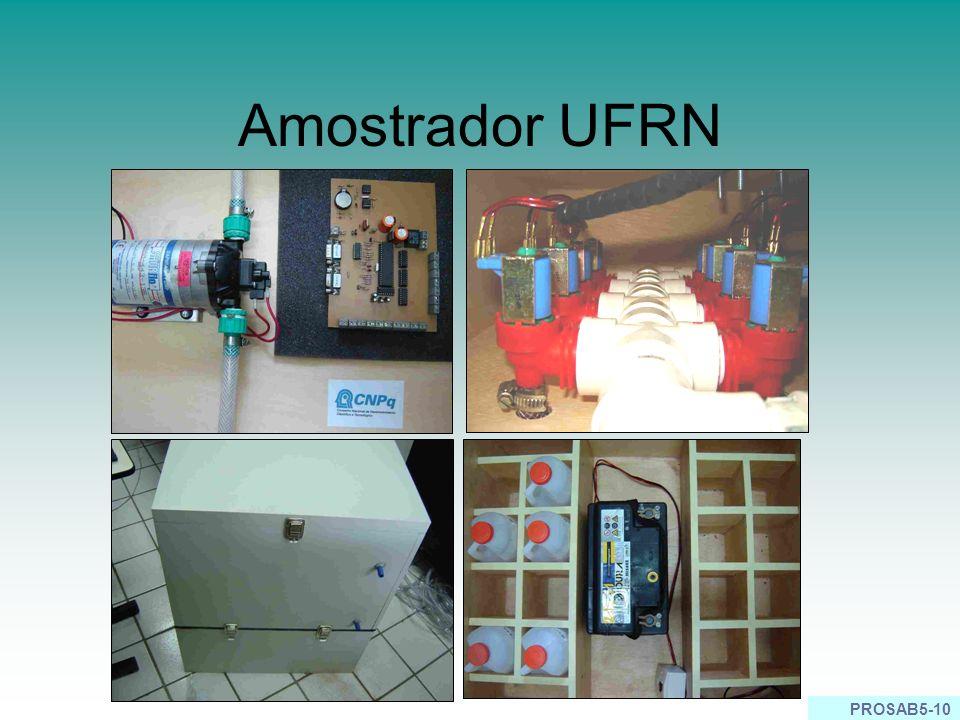PROSAB5-10 Amostrador UFRN