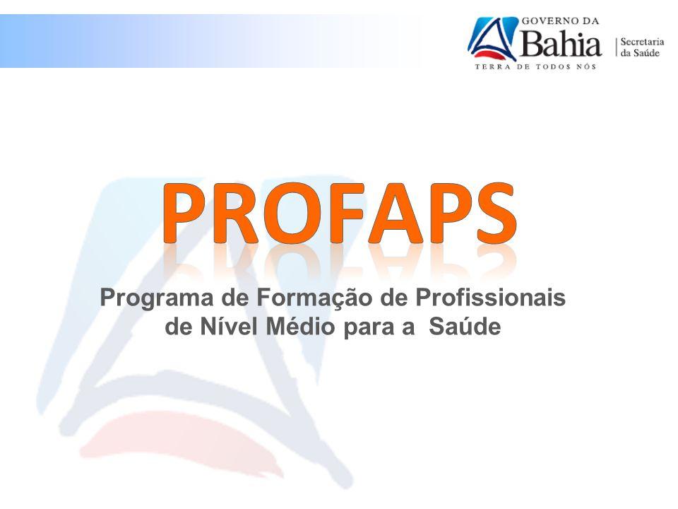 Programa de Formação de Profissionais de Nível Médio para a Saúde