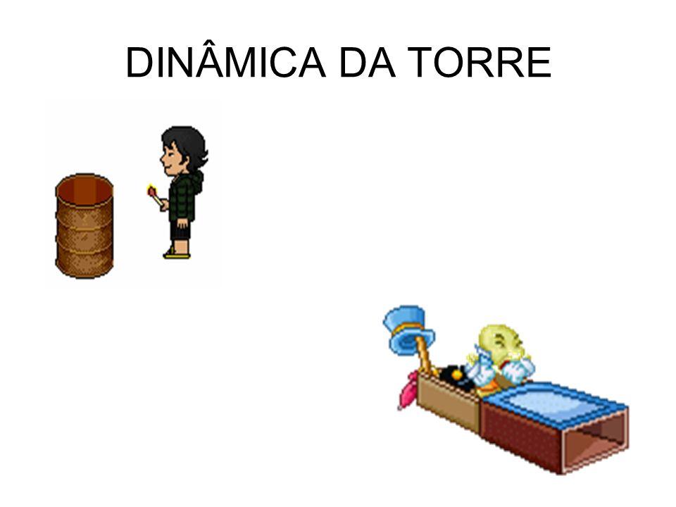 DINÂMICA DA TORRE