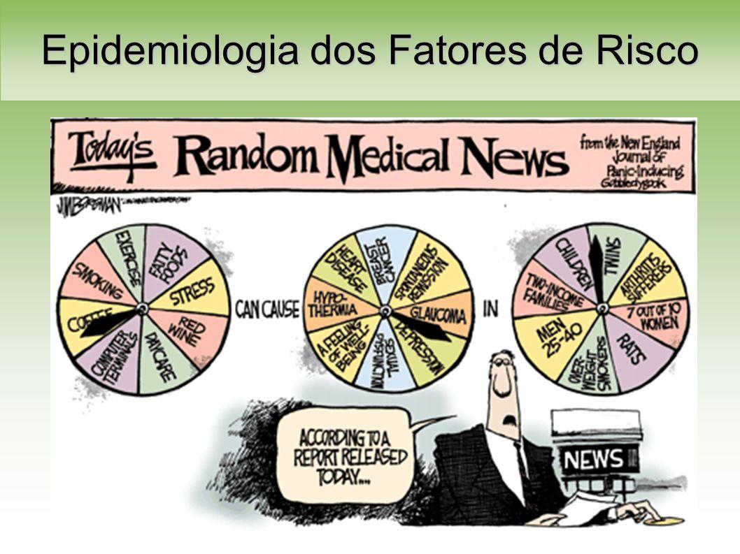 Epidemiologia dos Fatores de Risco