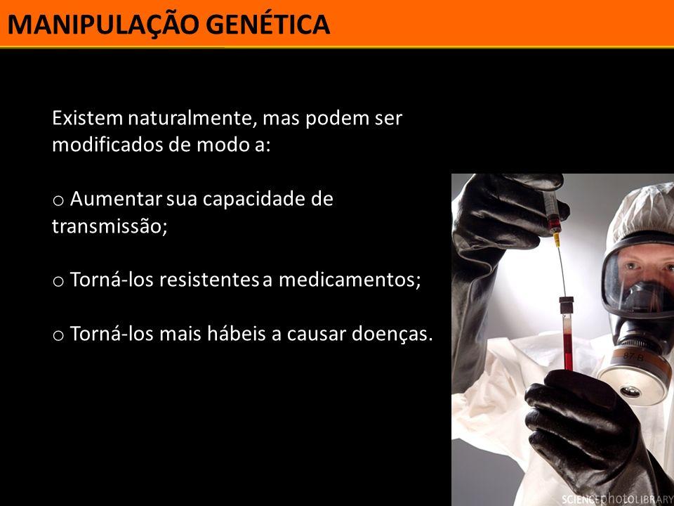 ANTRAZ (Carbúnculo) Causado pela bactéria Bacillus anthracis; Período de incubação: 01 a 06 dias; Sintomas: o Febre alta; o Lesões escuras na pele; o Dores no corpo.