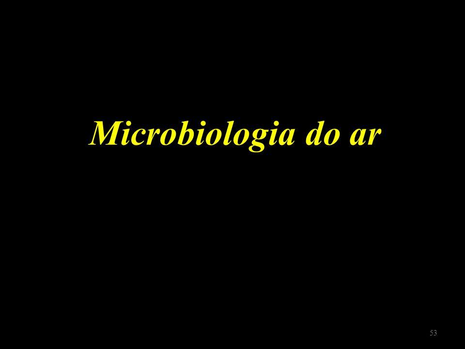 Microbiologia do ar 53