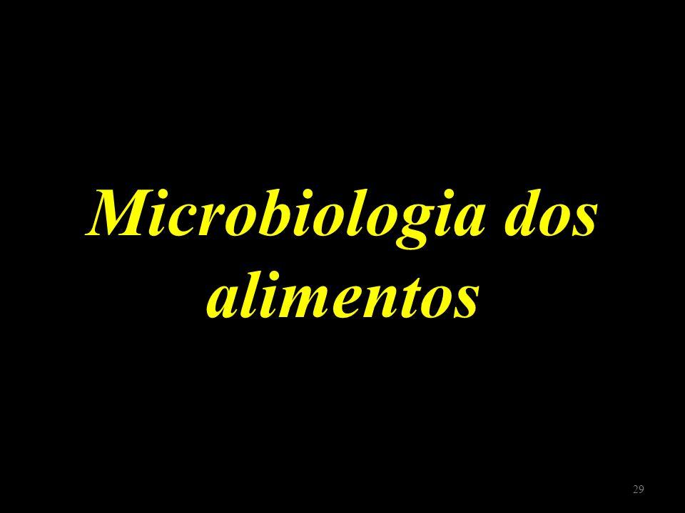 Microbiologia dos alimentos 29
