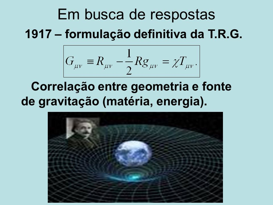 1998: Supernovas do tipo Ia + R.G.
