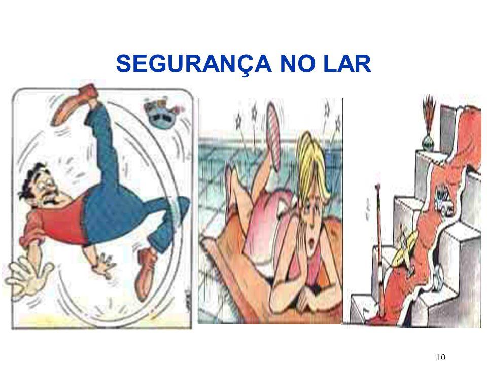 10 SEGURANÇA NO LAR