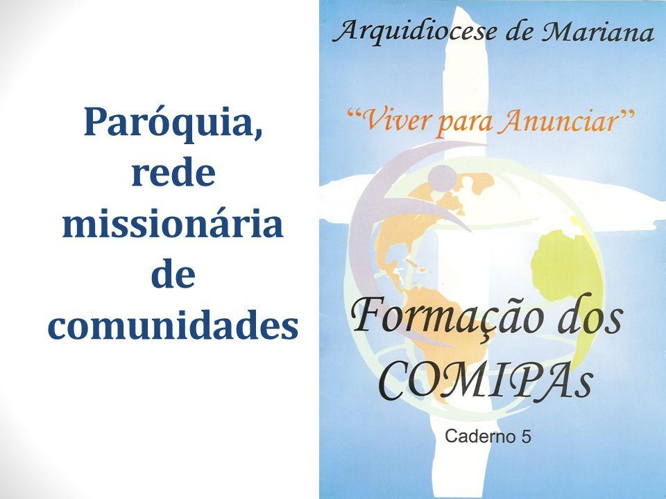Paróquia, rede missionária de comunidades 1
