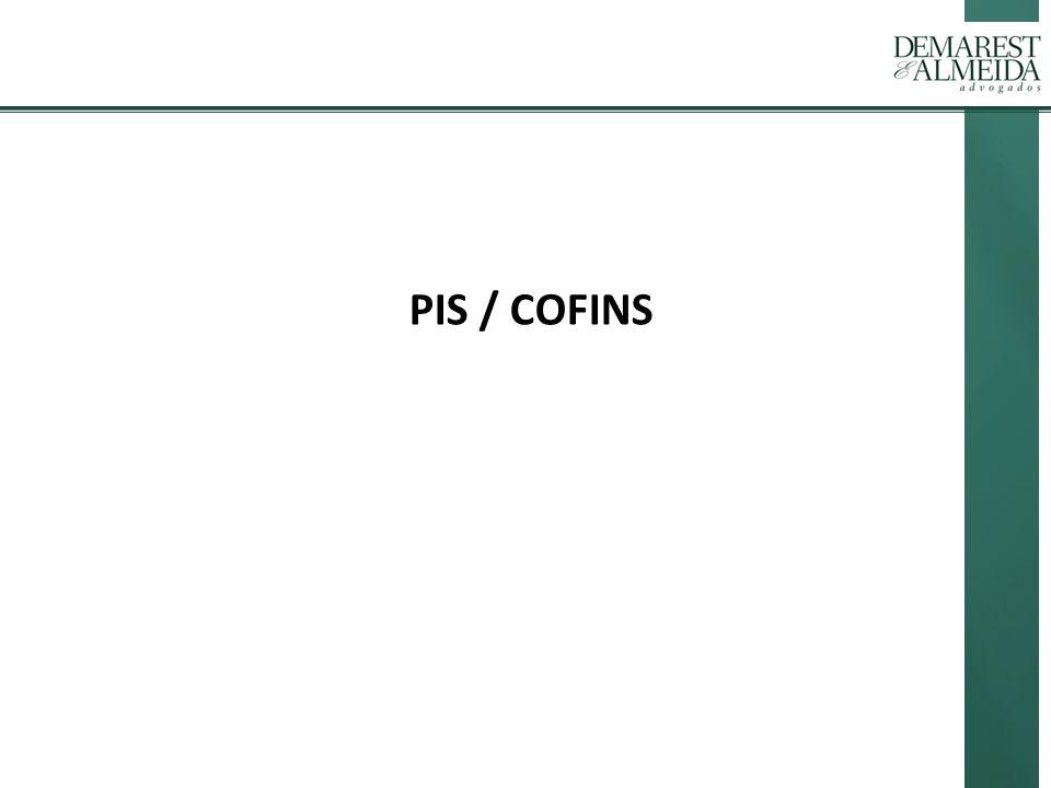 PIS / COFINS