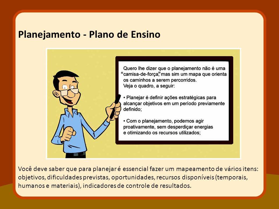 Planejar é definir ações estratégicas para alcançar objetivos em um período previamente definido.