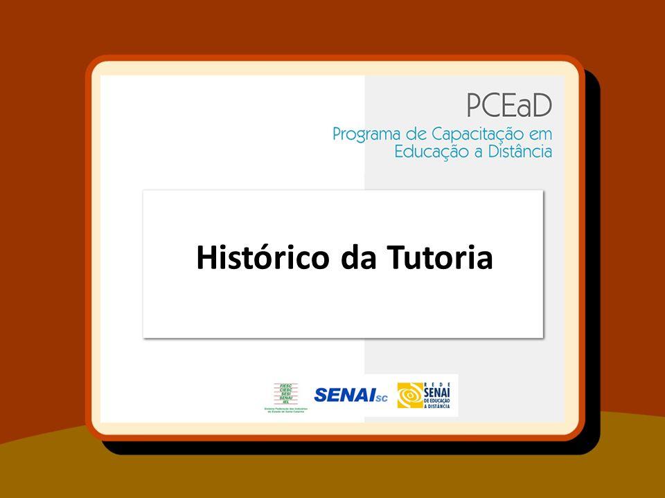 Histórico da Tutoria