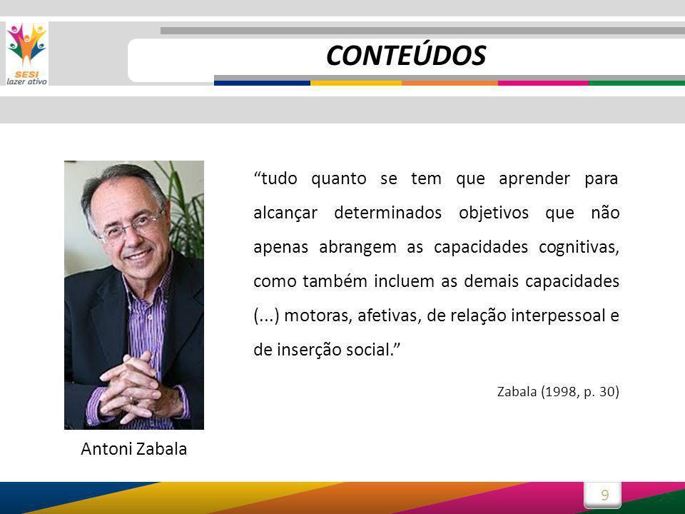 20 Reconhecidos por sua competência, foram convidados pelo Ministério da Educação brasileiro a exercerem papel de consultores na elaboração dos chamados Parâmetros Curriculares Nacionais (PCNs), documentos oficiais lançados no final da década de 1990 cuja finalidade era oferecer diretrizes para a reorganização dos currículos escolares em todo Brasil.Parâmetros Curriculares Nacionais (PCNs), (http://portal.mec.gov.br/seb/arquivos/pdf/livro01.pdf) CONTEÚDOS
