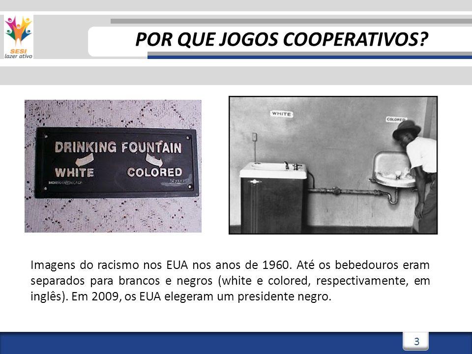 3 Imagens do racismo nos EUA nos anos de 1960. Até os bebedouros eram separados para brancos e negros (white e colored, respectivamente, em inglês). E