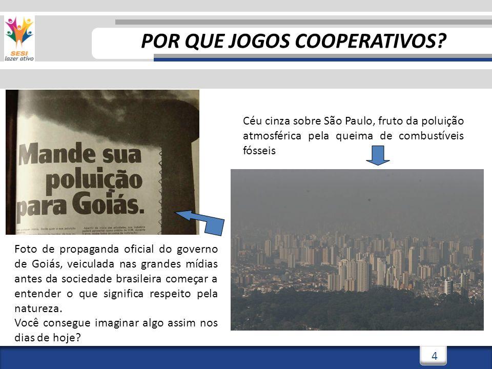 4 Foto de propaganda oficial do governo de Goiás, veiculada nas grandes mídias antes da sociedade brasileira começar a entender o que significa respei