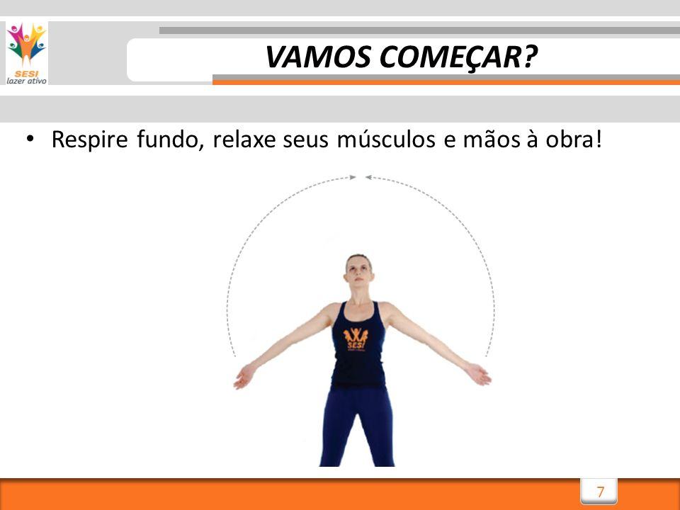 8 CADERNO TÉCNICO SESI SESI CORPORATIVO Aqui você aprenderá sobre as possibilidades de intervenção do SESI CorporATIVO, fundamentos sobre o exercício físico e a gestão de programas de atividade física de indivíduos e grupos.