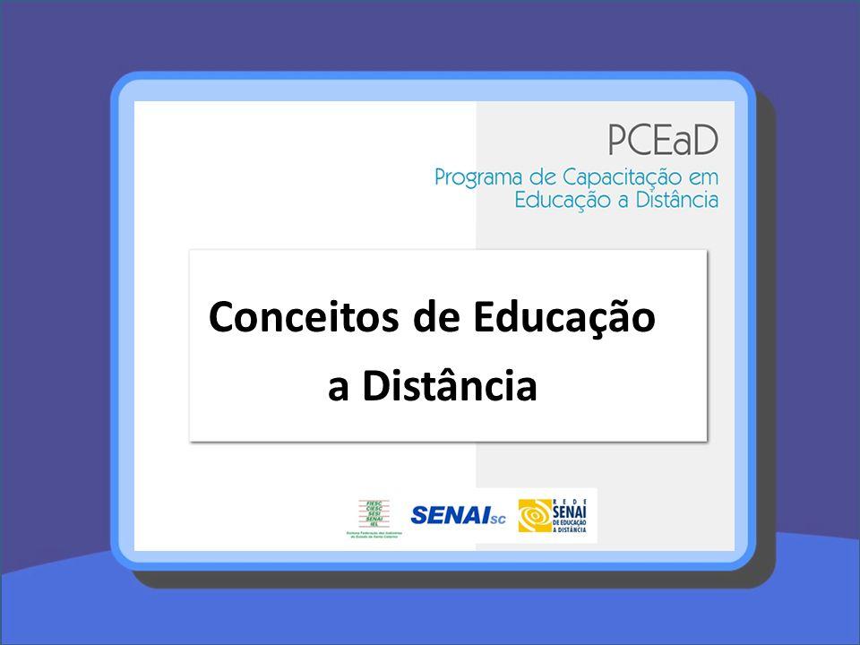 Conceitos de Educação a Distância