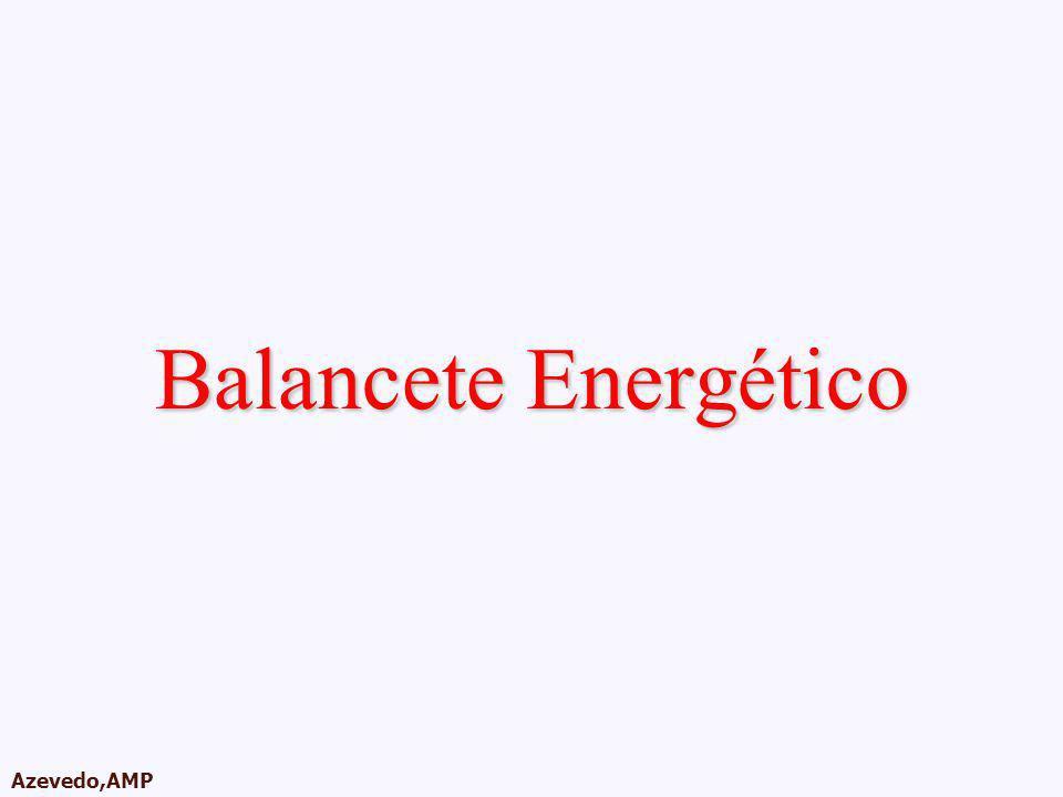AMPA 2003 Azevedo,AMP Balancete Energético