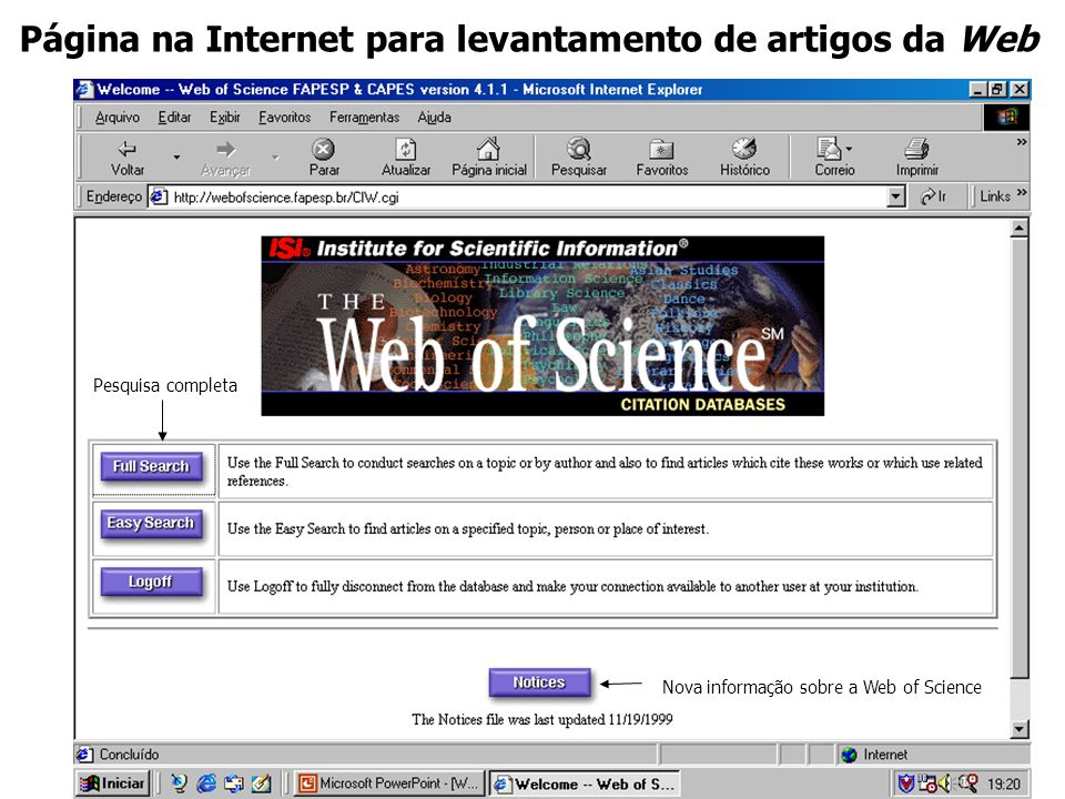 SciELO – Publicações Científicas Brasileiras