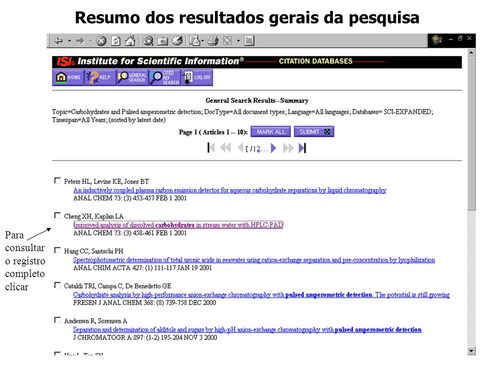Science Direct On-Line – Editora Elsevier