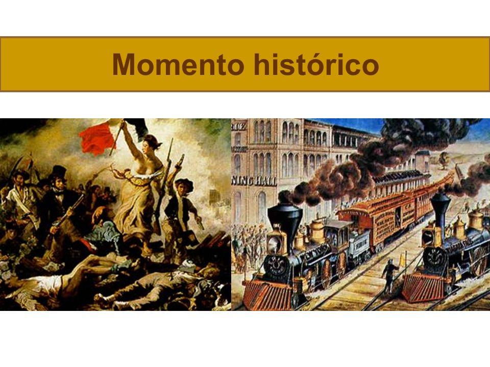 O Romantismo surgiu no calor da Revolução Francesa.