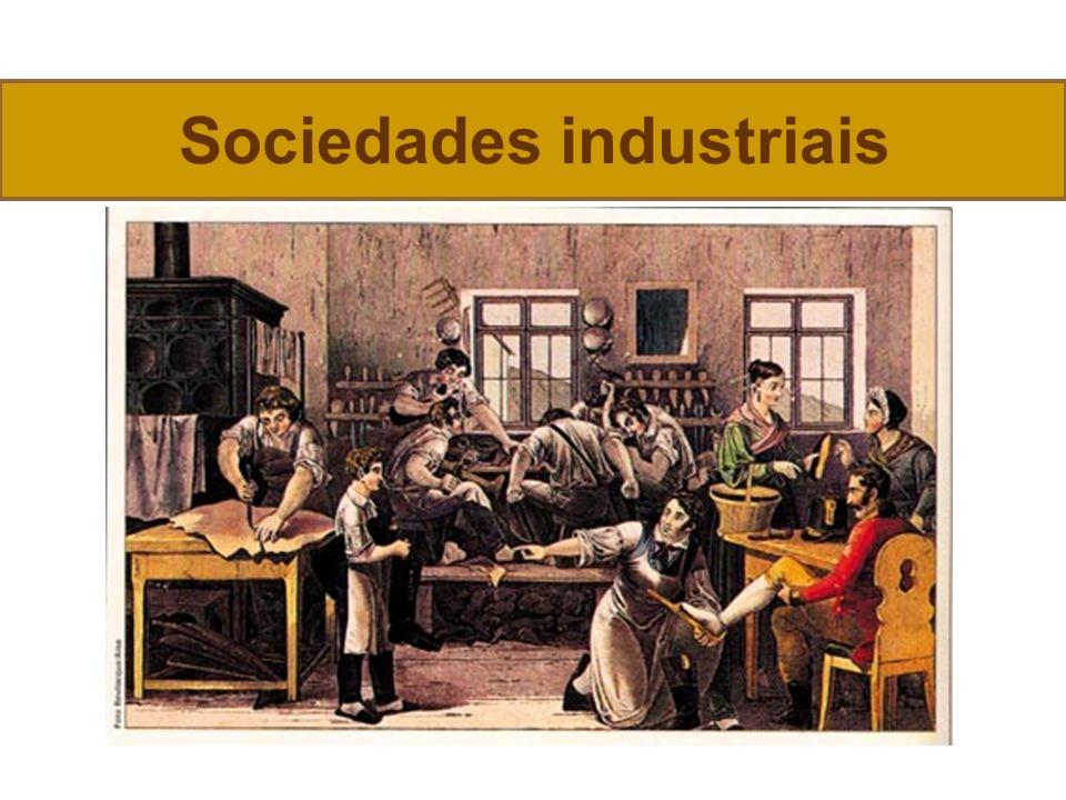 Sociedades industriais