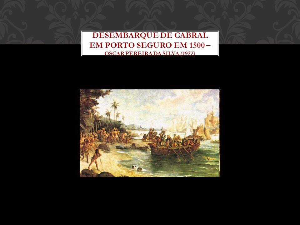 Em 21 de abril de 1500, o comandante Pedro Álvares Cabral e sua esquadra de 13 embarcações visualizaram o litoral sul do atual estado da Bahia e desembarcaram no local que foi denominado Porto Seguro.
