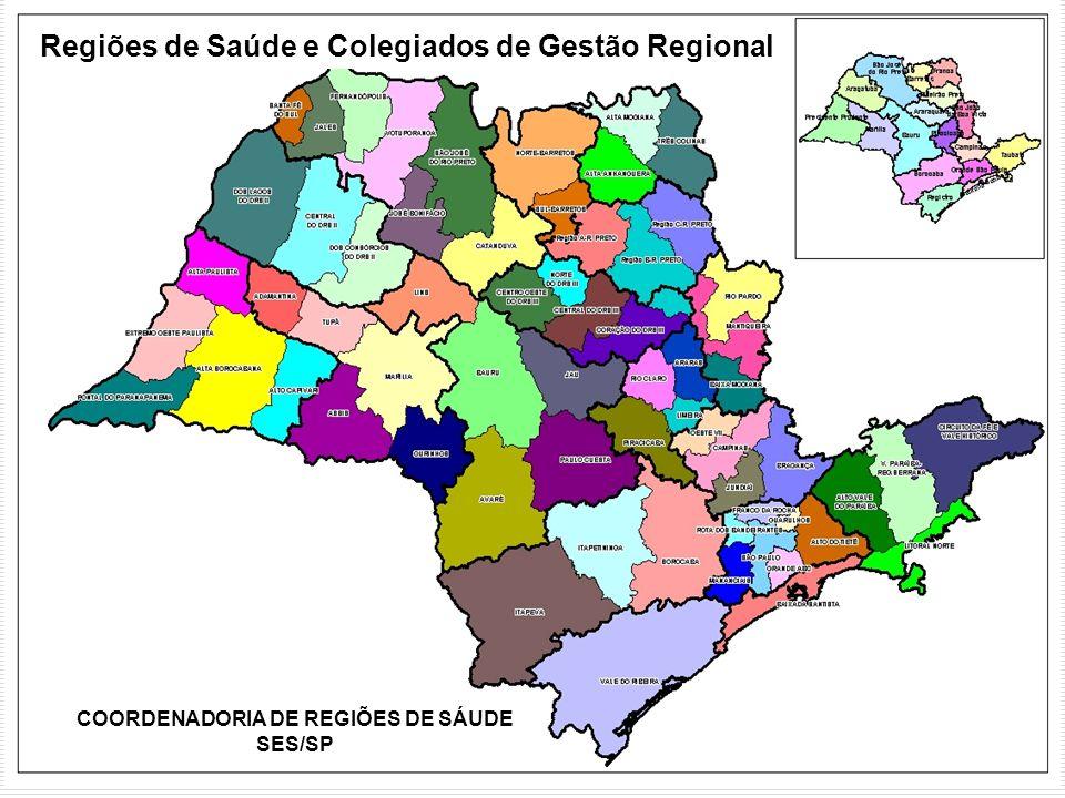 Aloca ç ão de parte dos novos recursos federais definida no âmbito dos CGR, a partir de uma prioriza ç ão de regiões de sa ú de com per capita menor.
