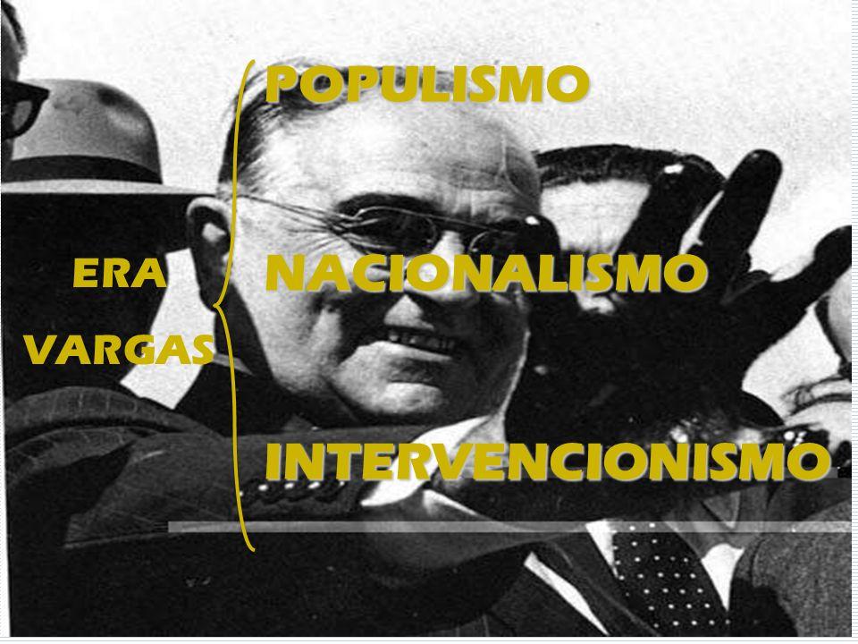 História – Prof. Sampaio G OVERNO C ONSTITUCIONAL – 1934-1937 E RA V ARGAS de1930 a 1945