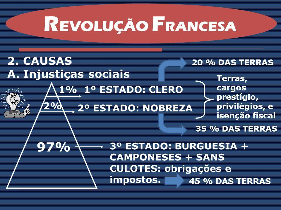 7.A REPÚBLICA: CONVENÇÃO NACIONAL: A.Foi uma Assembléia que tinha os poderes Legislativo e Executivo, que foi instalada na fase mais radical da revolução, a Era das Antecipações.