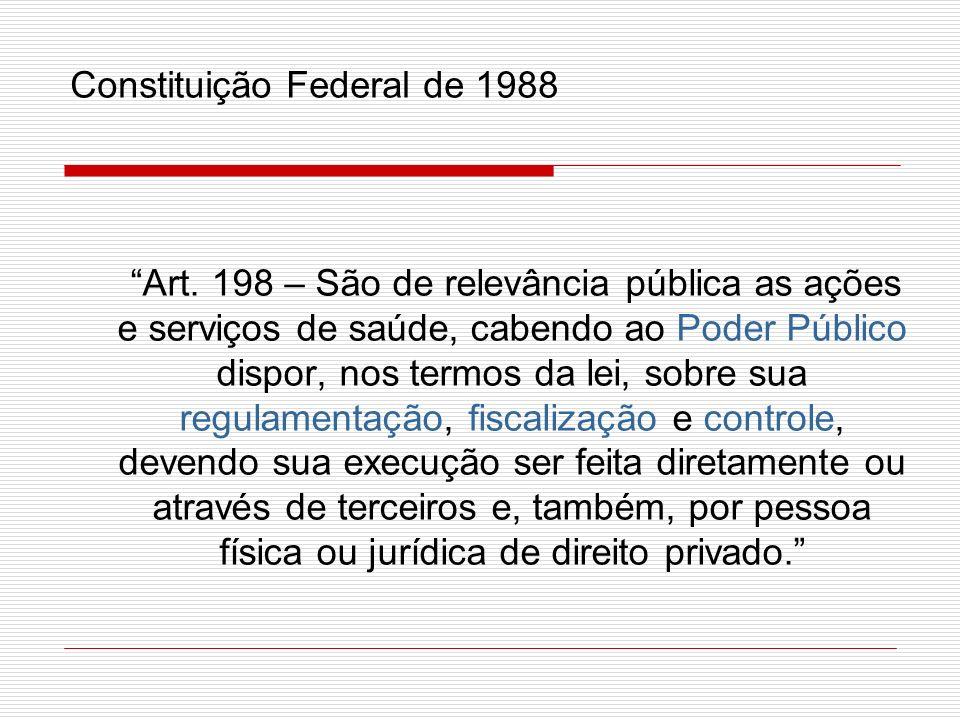 Dados Gerais - SUS Umdos maiores sistemas públicos de saúde do mundo...