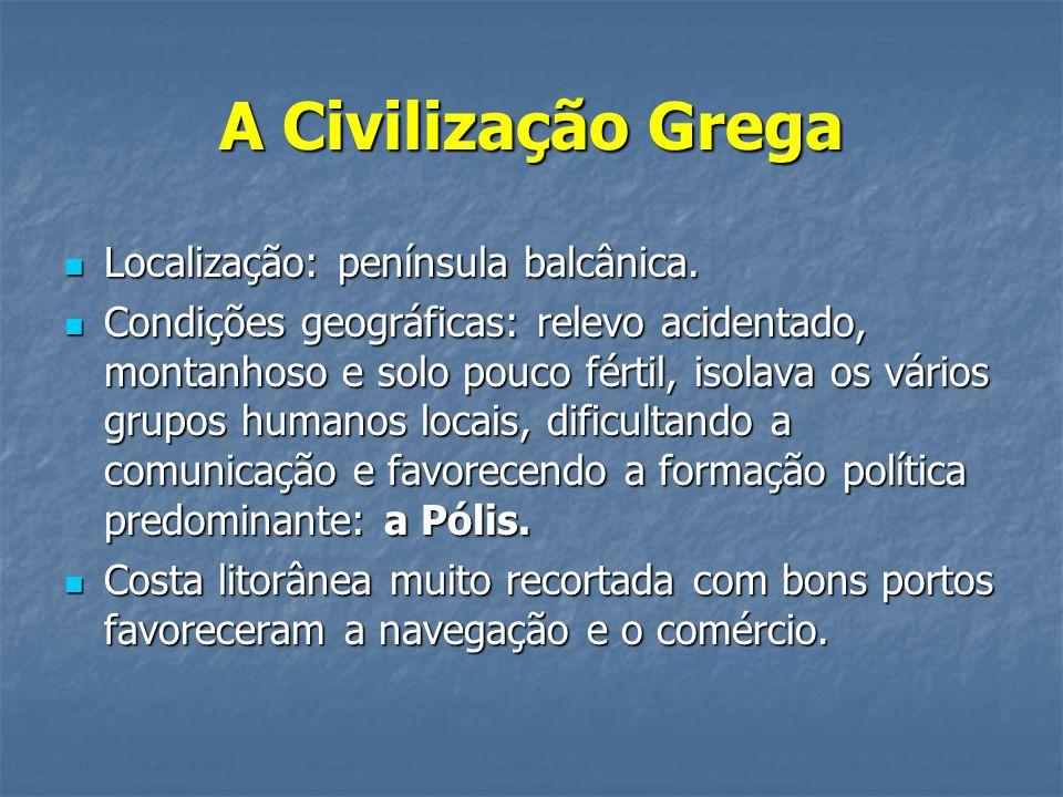 DEMOCRACIA GREGA x ATUAL A democracia grega era direta e limitada aos ricos proprietários.