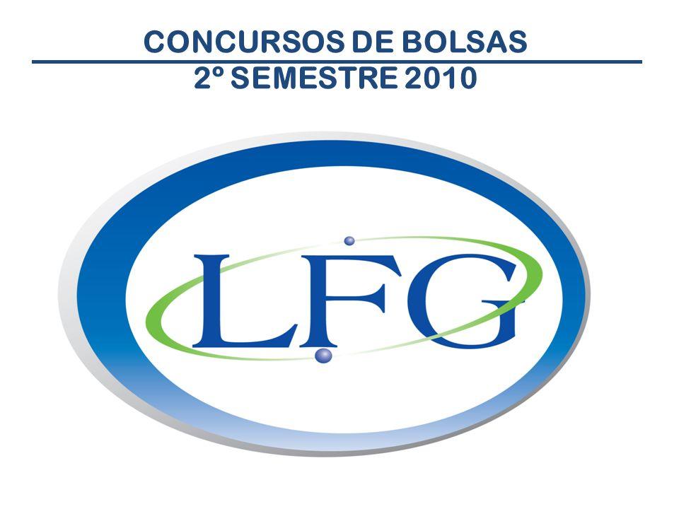 CONCURSOS DE BOLSAS 2º SEMESTRE 2010