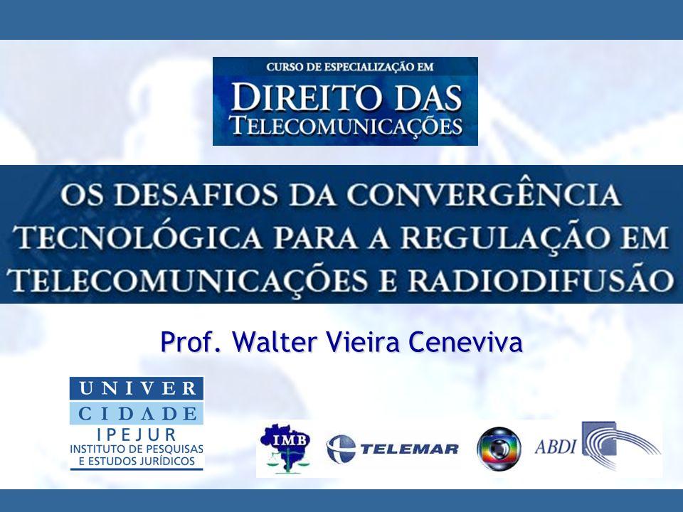Prof. Walter Vieira Ceneviva