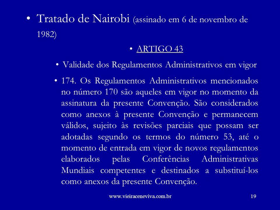 www.vieiraceneviva.com.br18 Tratados Internacionais Código Tributário Nacional Art.