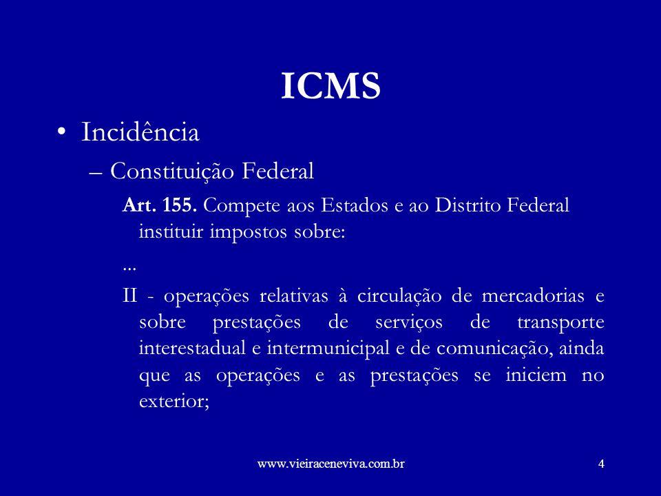 www.vieiraceneviva.com.br3 Longa Distância Nacional
