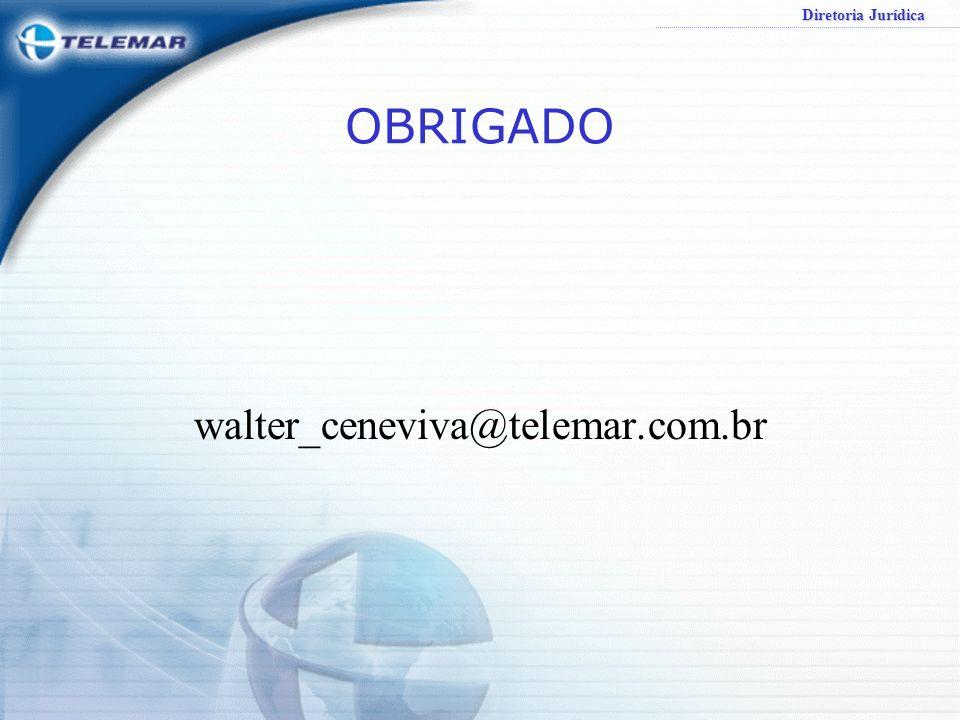 Diretoria Jurídica CONCLUSÃO ESTABILIDADE é o sinal necessário; FLEXIBILIDADE atrelada a processos rígidos de revisão do equilíbrio econômico financei