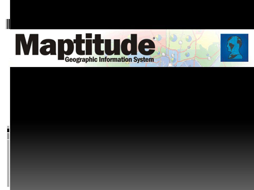 O que é .É um software que permite aos usuários visualizar, editar e integrar mapas.