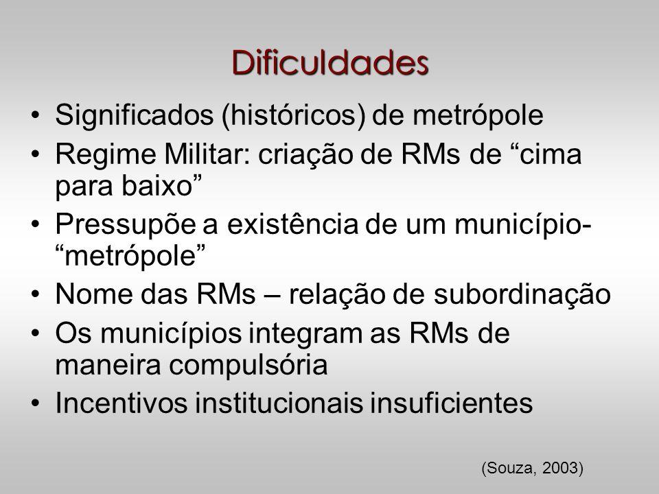 RM de São Paulo: grandes números RM de São Paulo: grandes números _________________________________________________________________________________________________________ População: 19.777.084 habitantes (estimativa 2009) Área Geográfica: 7.943 km2 Densidade Populacional: 2.490 hab/km 2 Responsável, em 2000, por 47,6% do PIB estadual e 16,7% do PIB nacional.