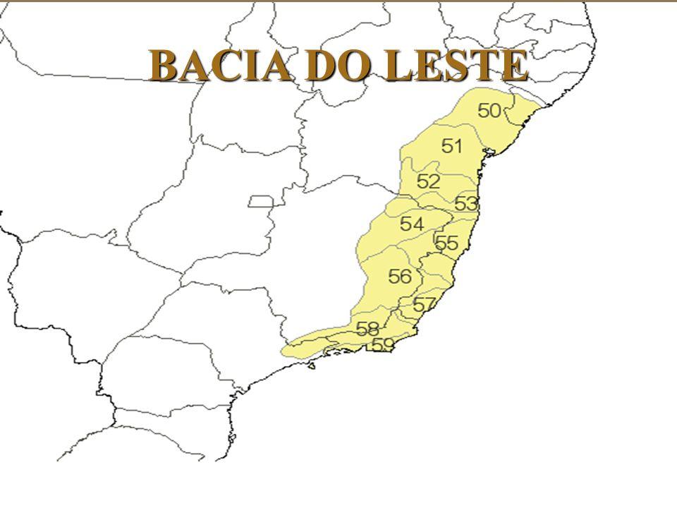 BACIA DO LESTE