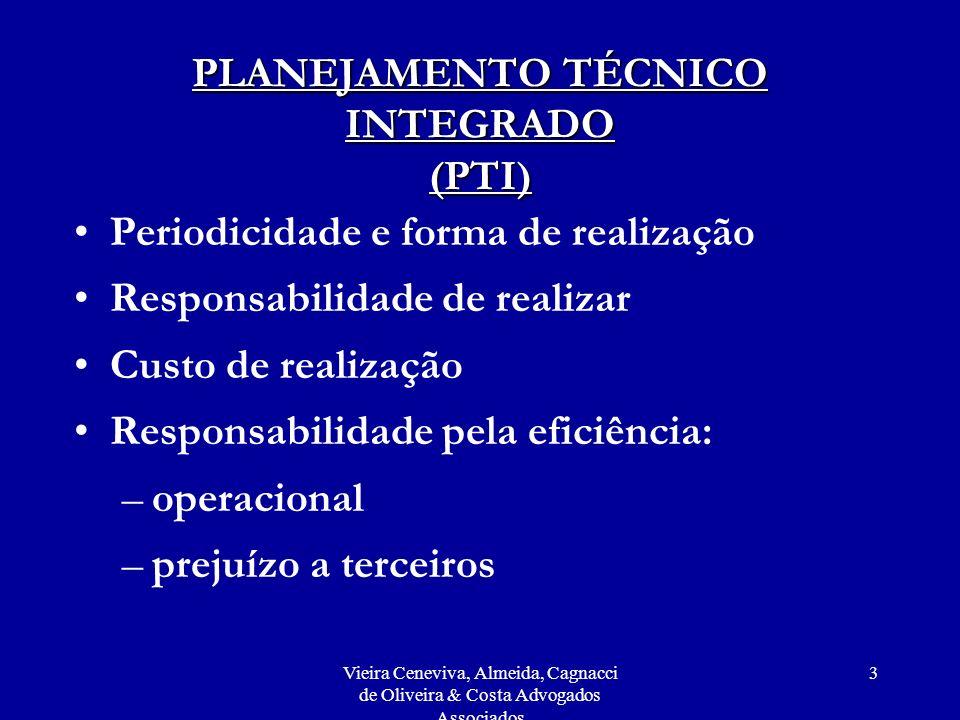 Vieira Ceneviva, Almeida, Cagnacci de Oliveira & Costa Advogados Associados 24 TERMOS E TERMINOLOGIAS