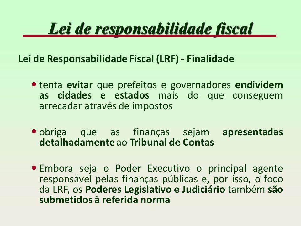 Resultado de imagem para lrf lei de responsabilidade fiscal
