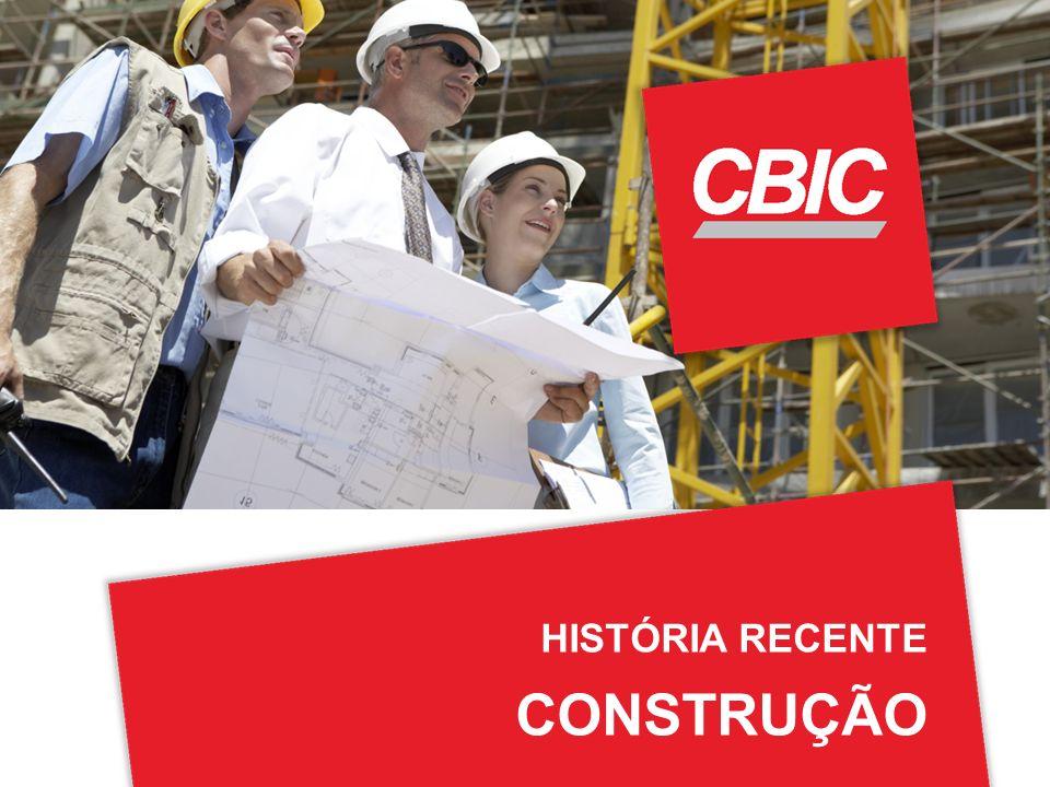 HISTÓRIA RECENTE CONSTRUÇÃO