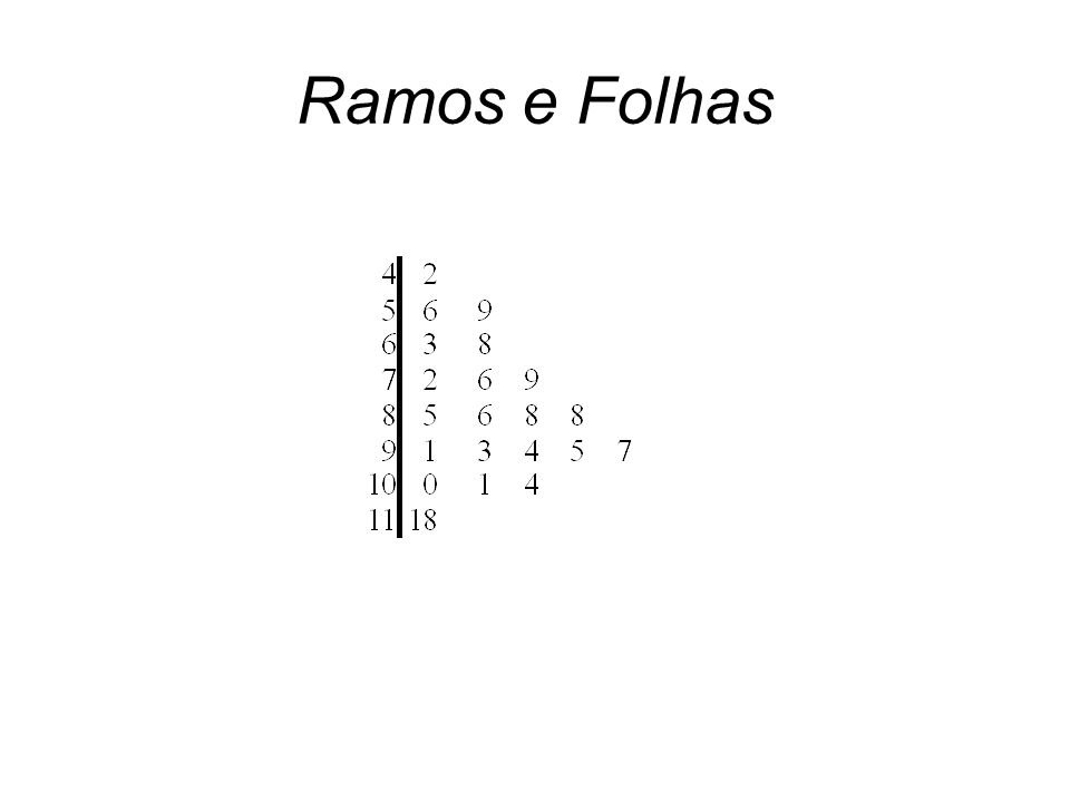 Ramos e Folhas