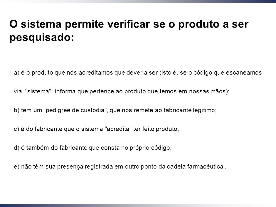 Working Draft - Last Modified 01/12/2005 10:11:49 Printed IndústriaDistribuiçãoVarejo Rastreabilidade ao longo da cadeia de suprimentos Rastreabilidad