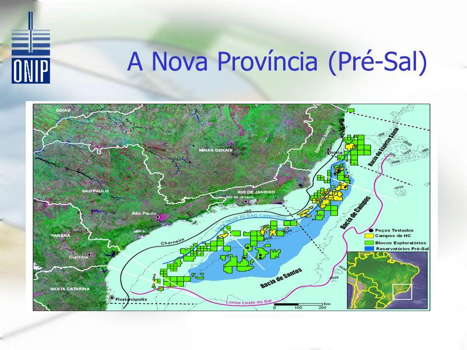 A Nova Província (Pré-Sal)