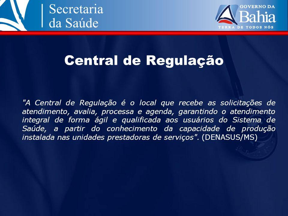 Protocolo Assistencial O Protocolo Assistencial é dividido em: Protocolos Clínicos e Protocolos de Regulação do Acesso.