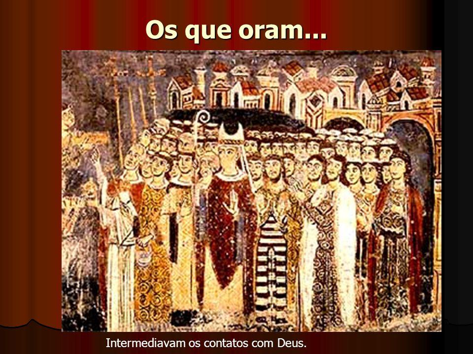 Campo Religioso Para a Igreja Católica o movimento significou a possibilidade para expansão da sua fé.