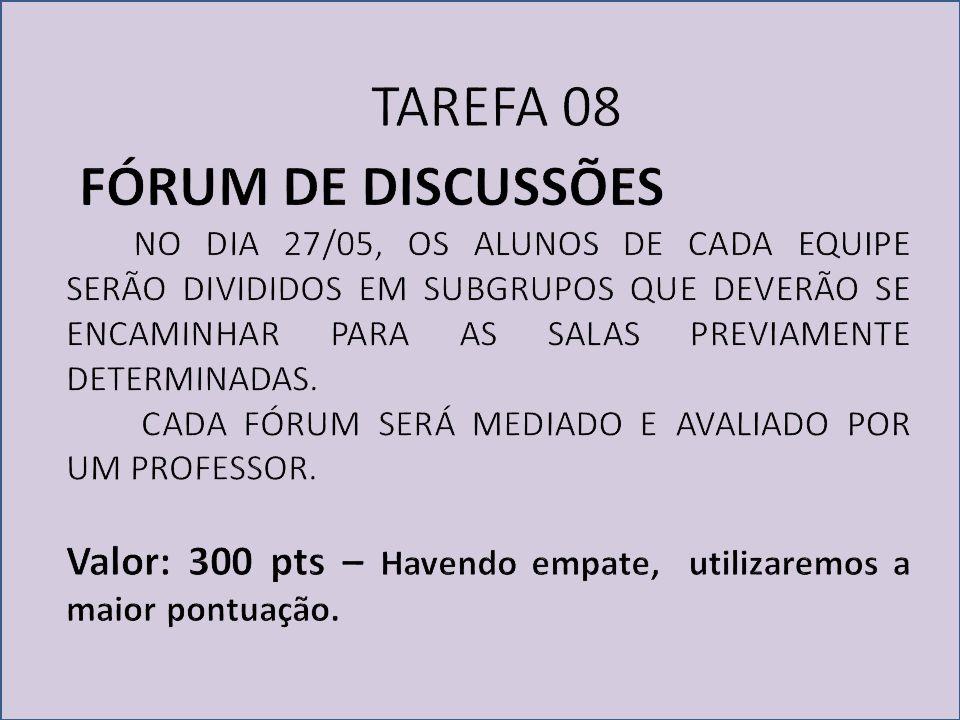 TAREFA 09